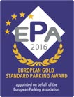 Parkhaus Universitätsklinikum Jena European Gold Standard Parking Award